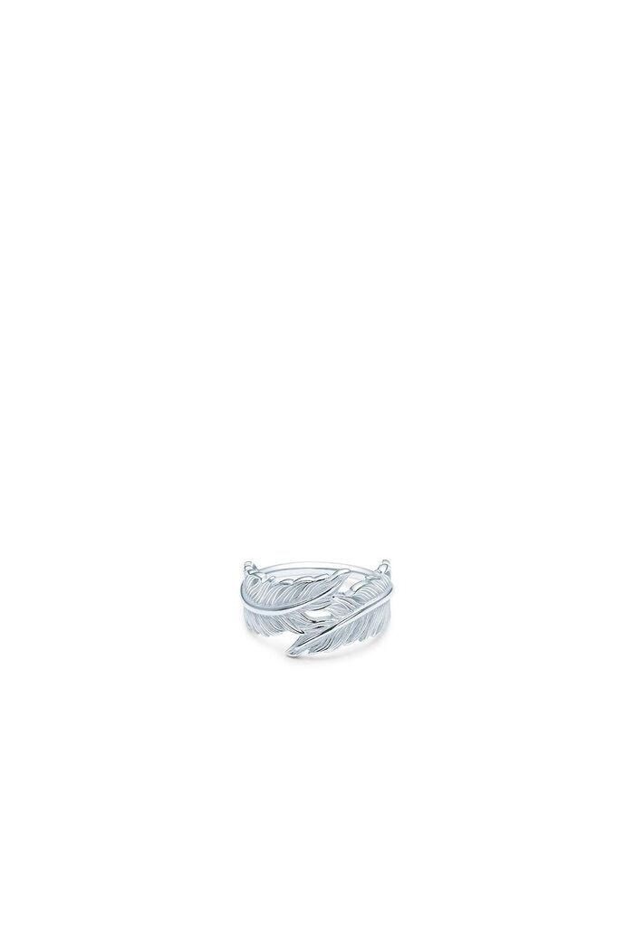 Raven ring IDR009RH, RHODIUM