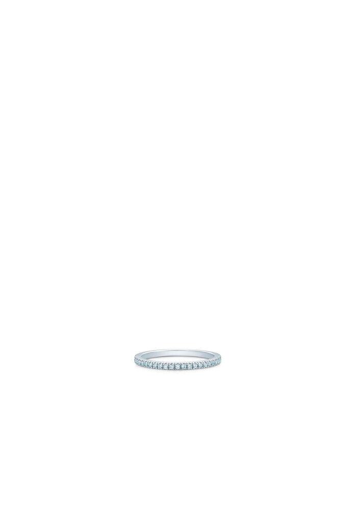 Simplicity IDR012RH, RHODIUM/WHITE