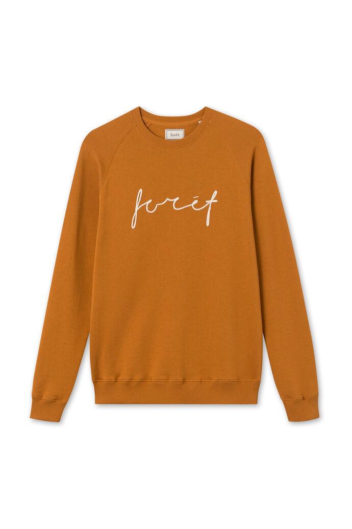 Track sweatshirt 637, TAN