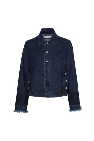 Anina jacket 80080, MID BLUE