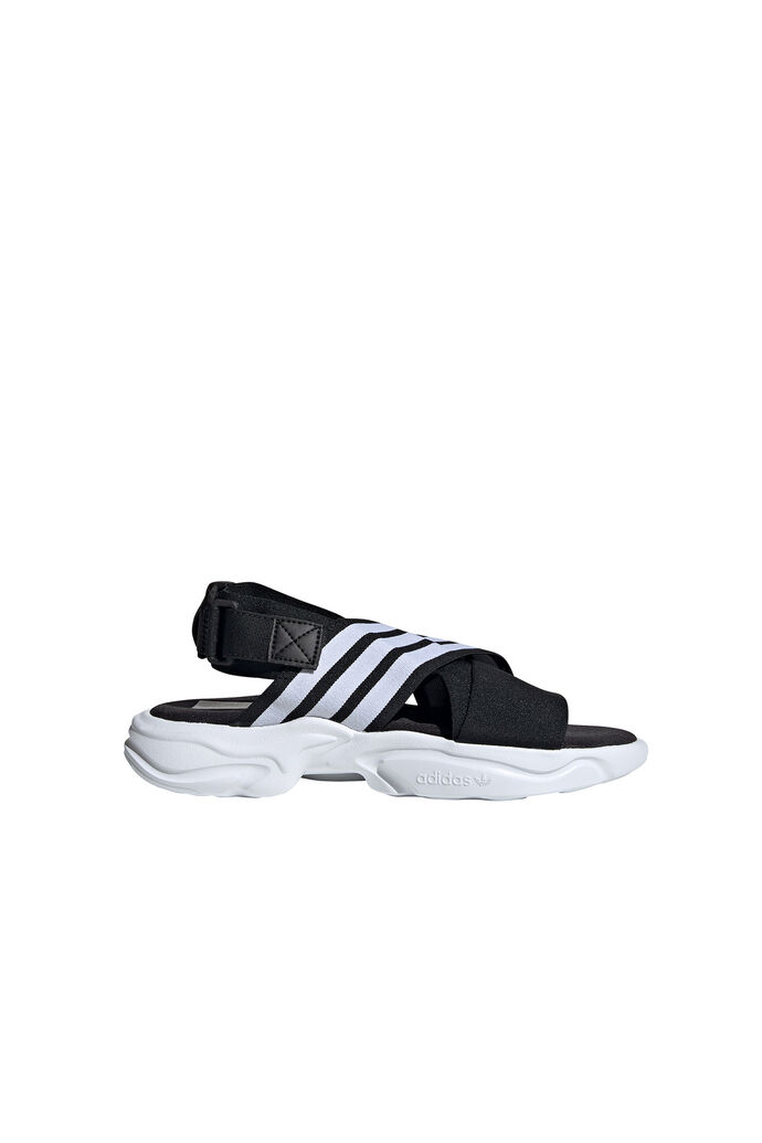 Magmur sandal w EF5863, CORE BLACK