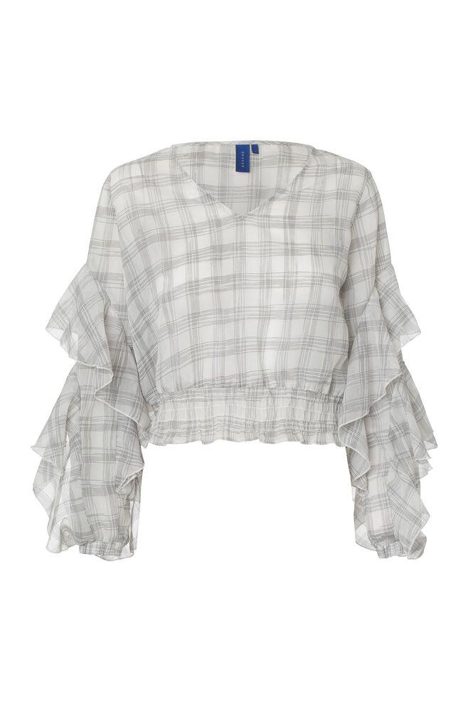 Penari blouse 05750321, WHITE