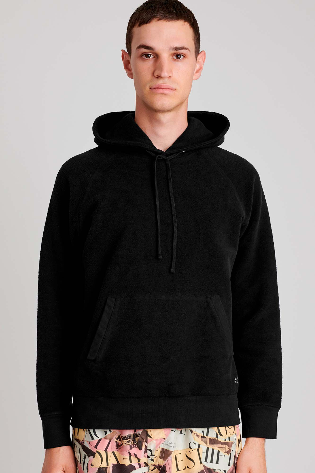Ditch hooded