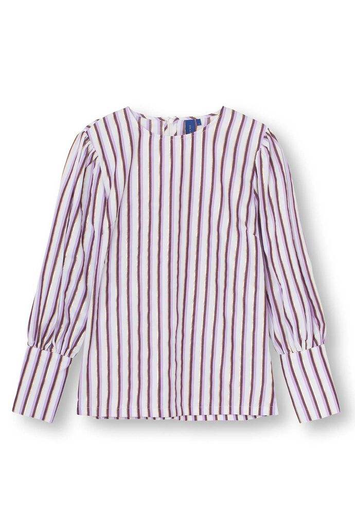 Tabita blouse 06560384, LAVENDER