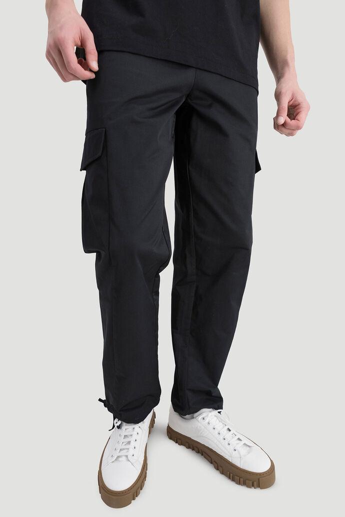 Pimp trouser, BLACK