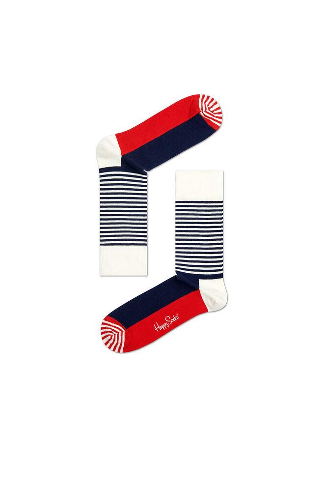 Half Stripe Sock SH01, 068