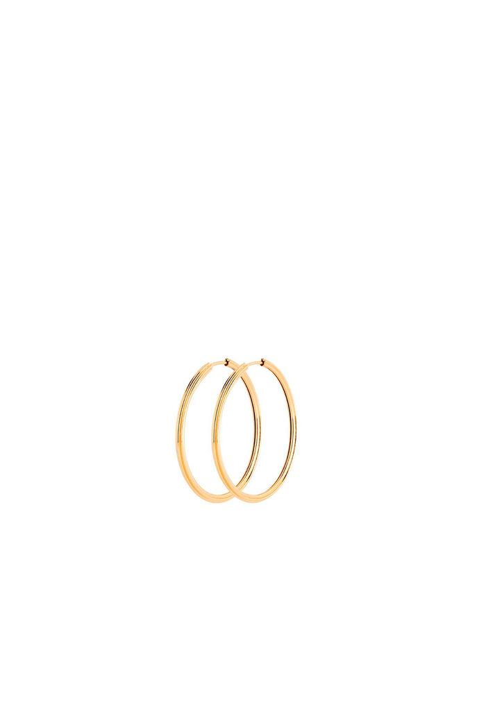 Sunset hoop 35 100724YG