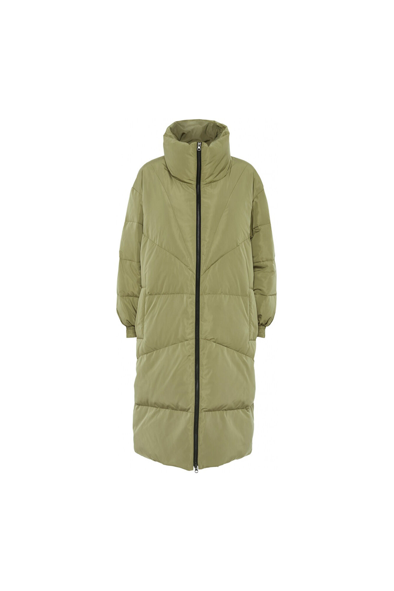 Heather down jacket 11861328, LIGHT ARMY