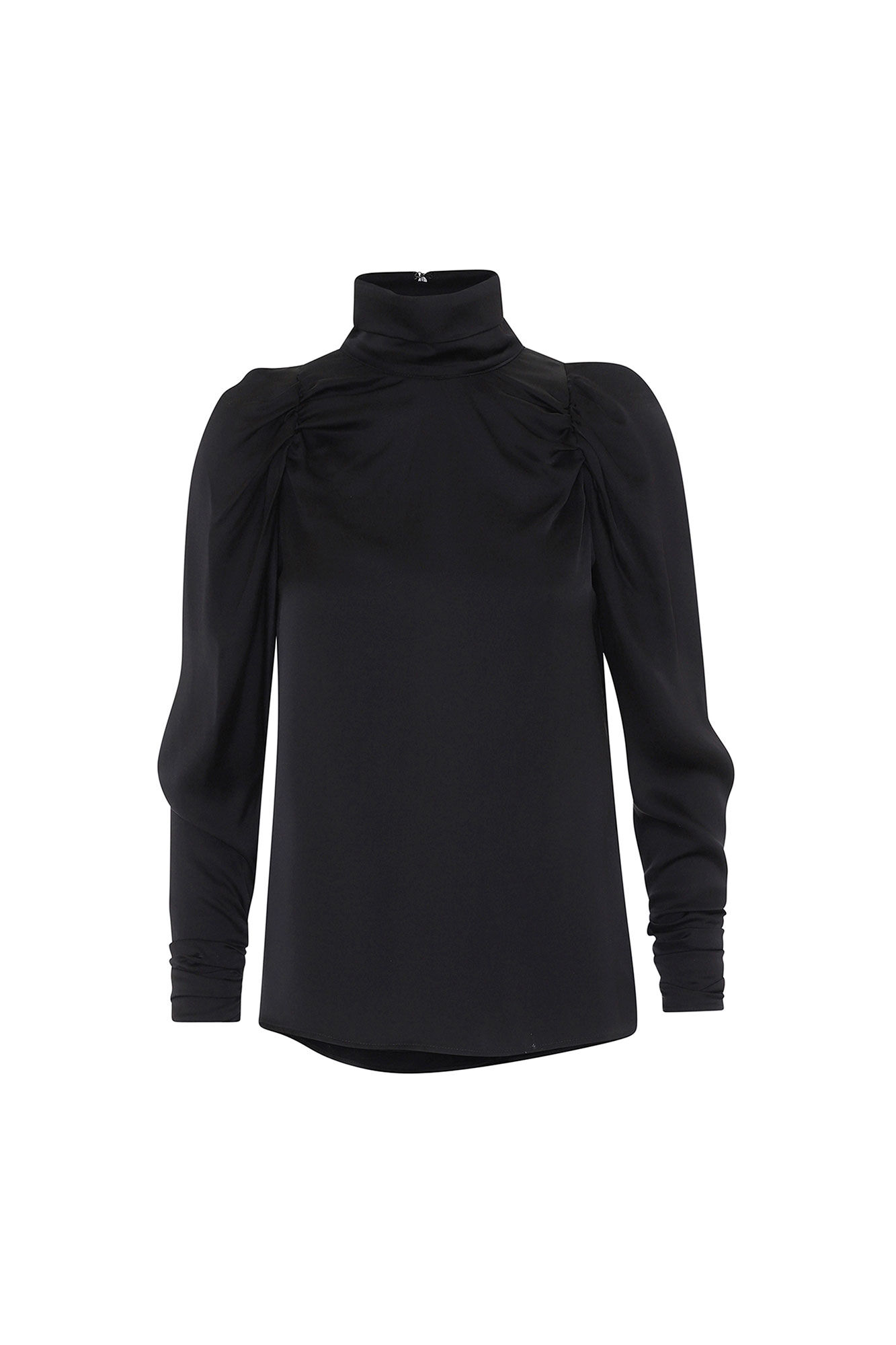 Nora blouse 3374370, BLACK