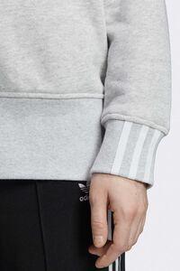 Sweatshirt ED5846, LIGHT GREY HEATHER