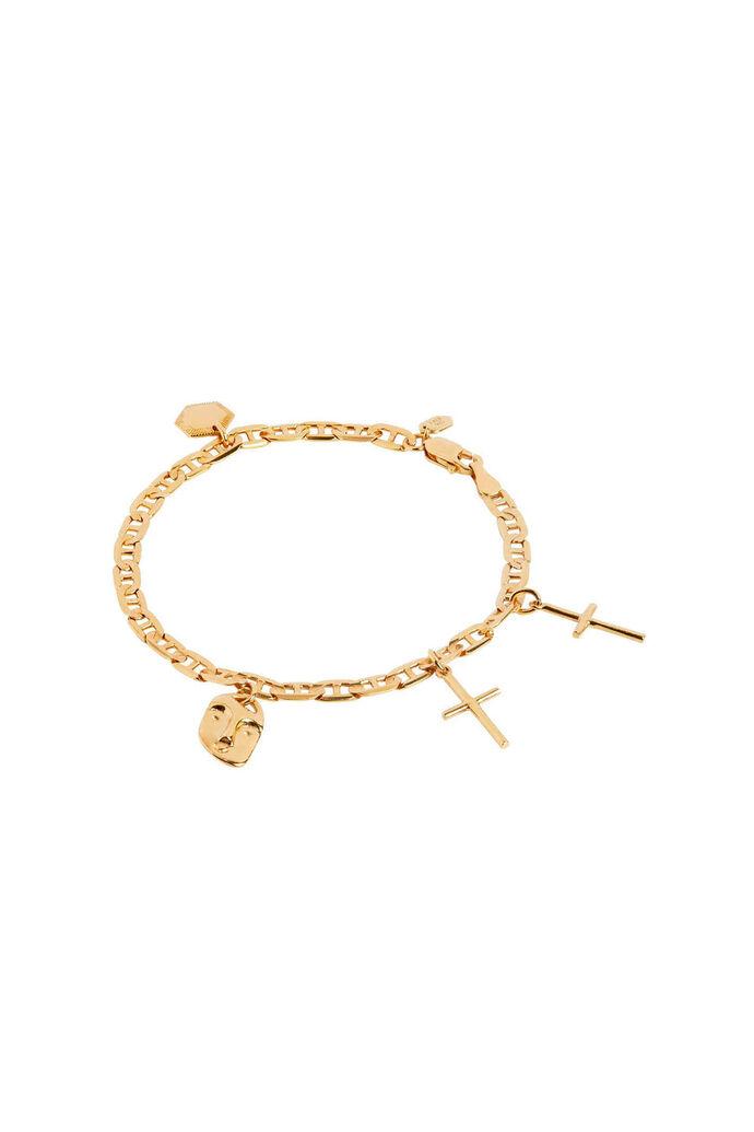 Friend charm bracelet 400232YG