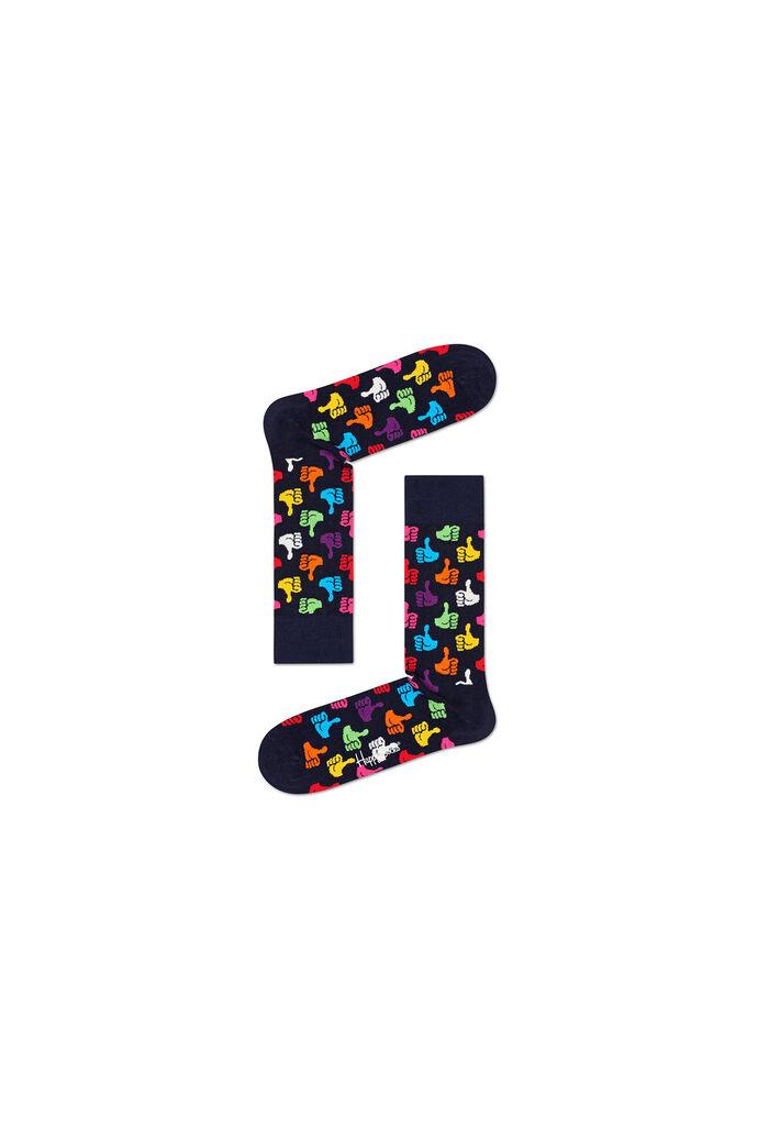 Thumbs up sock, 6500
