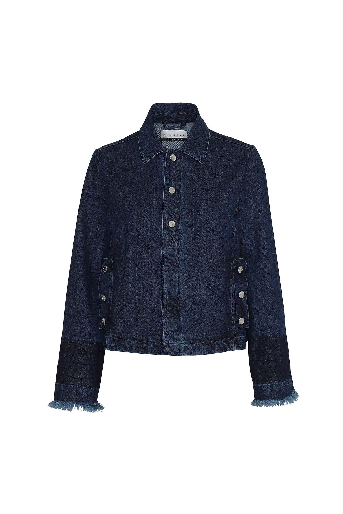 Anina jacket 80080, MID BLUE