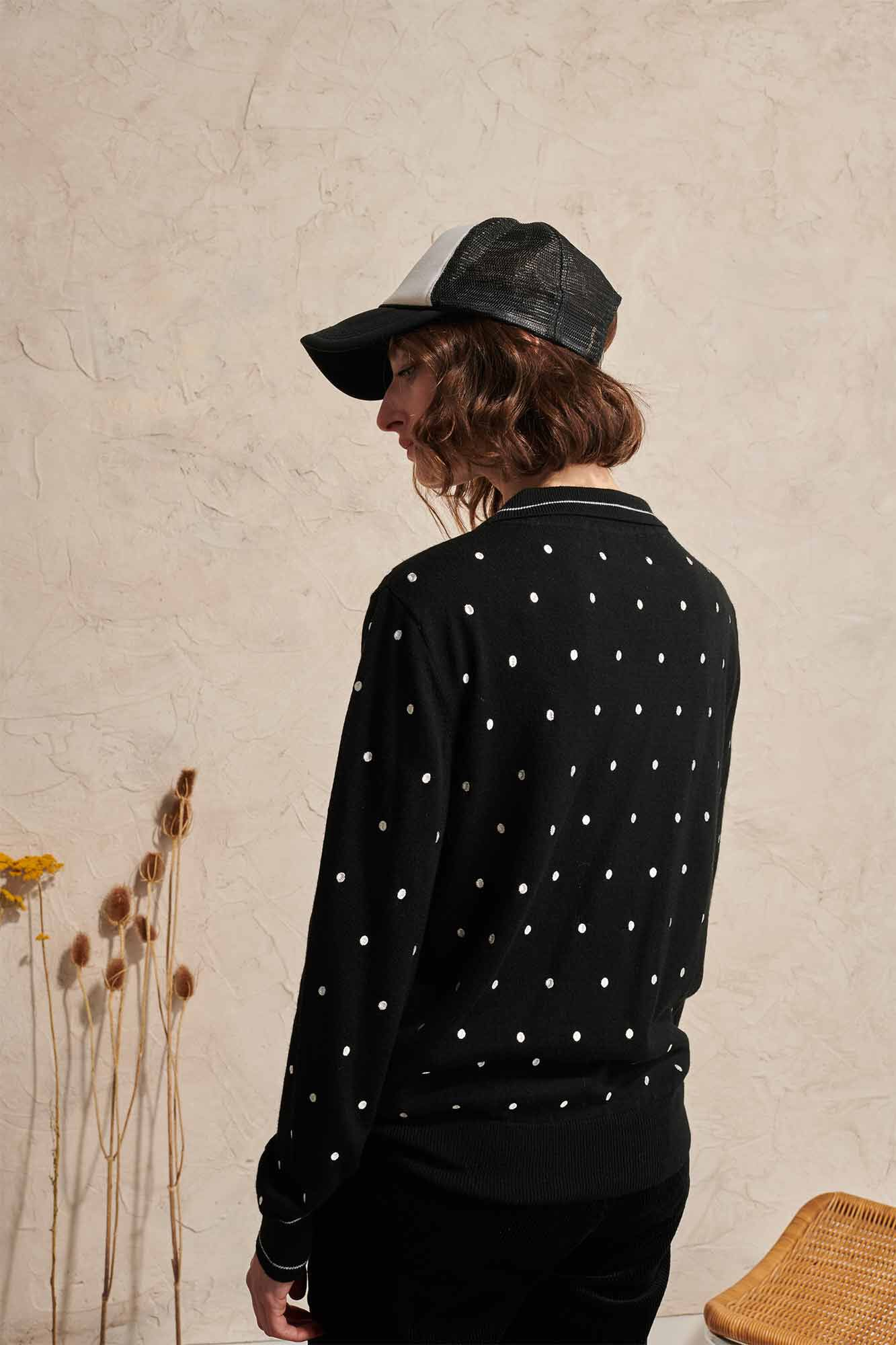 Stephanette dots 02128WS