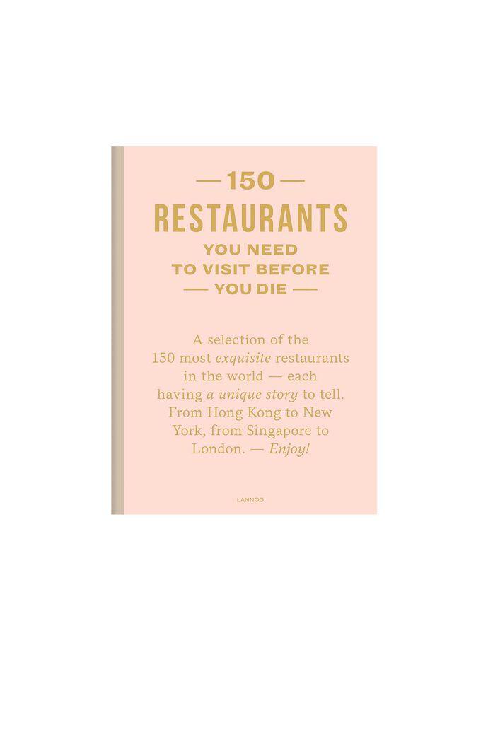 150 Restaurents LA1055, MULTIPLE