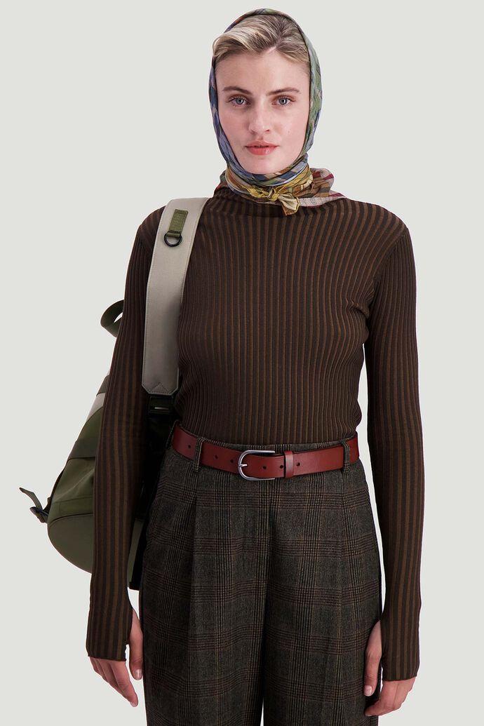 Ebo knit top