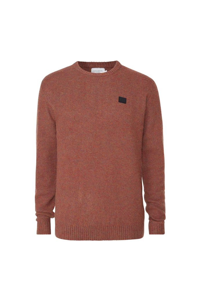 Piece brushed knit LDM310022