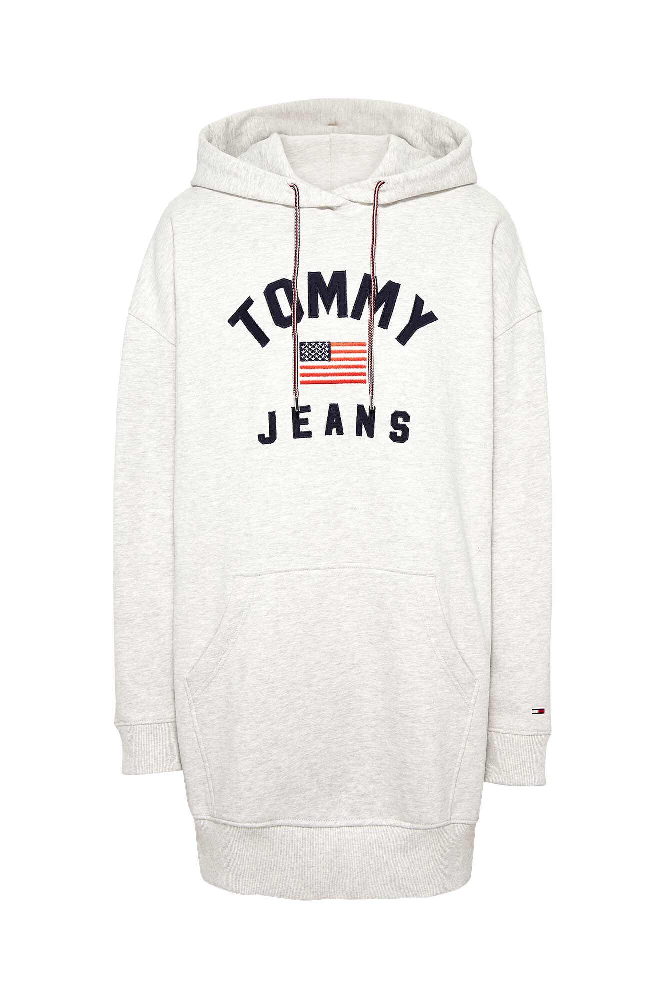 Tjw logo hoodie dress DW0DW072, PPP