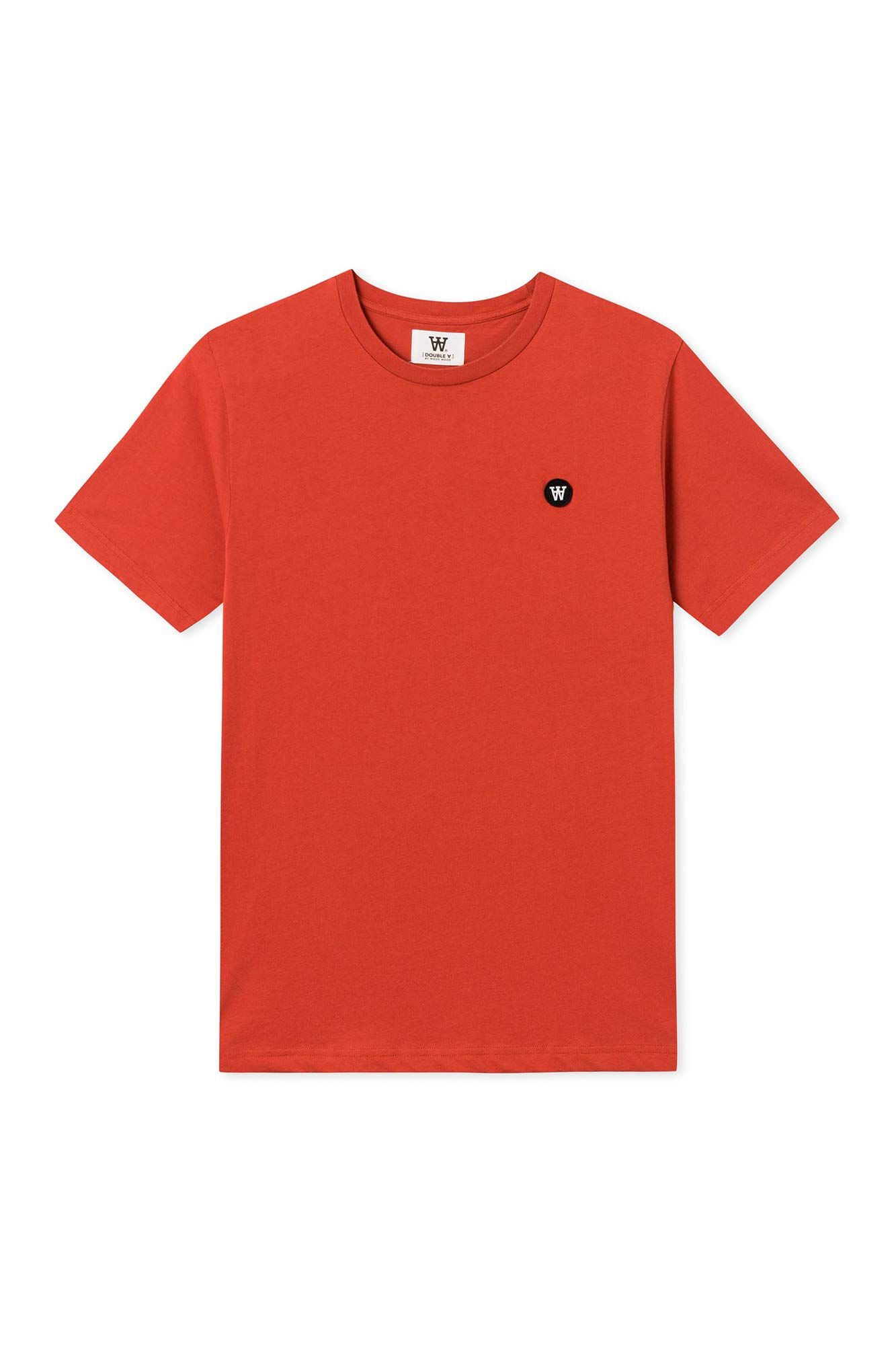 Ace t-shirt 10945700-2222, RUST