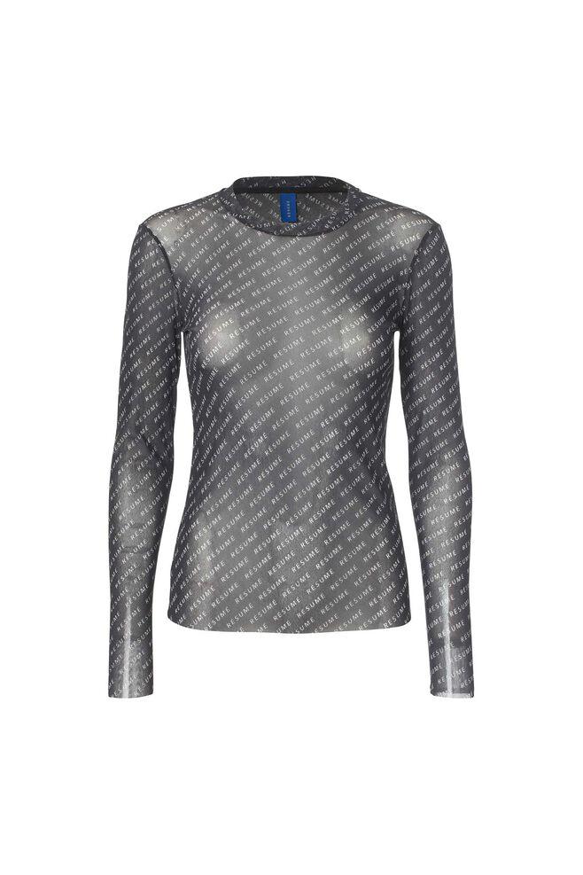 Poxy blouse 05620337, BLACK