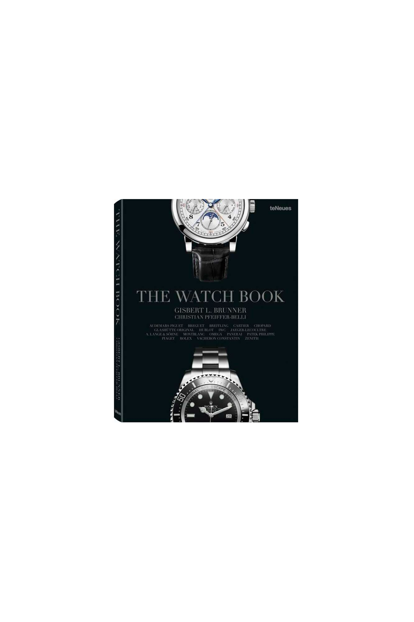 The watch book - comp TE1087
