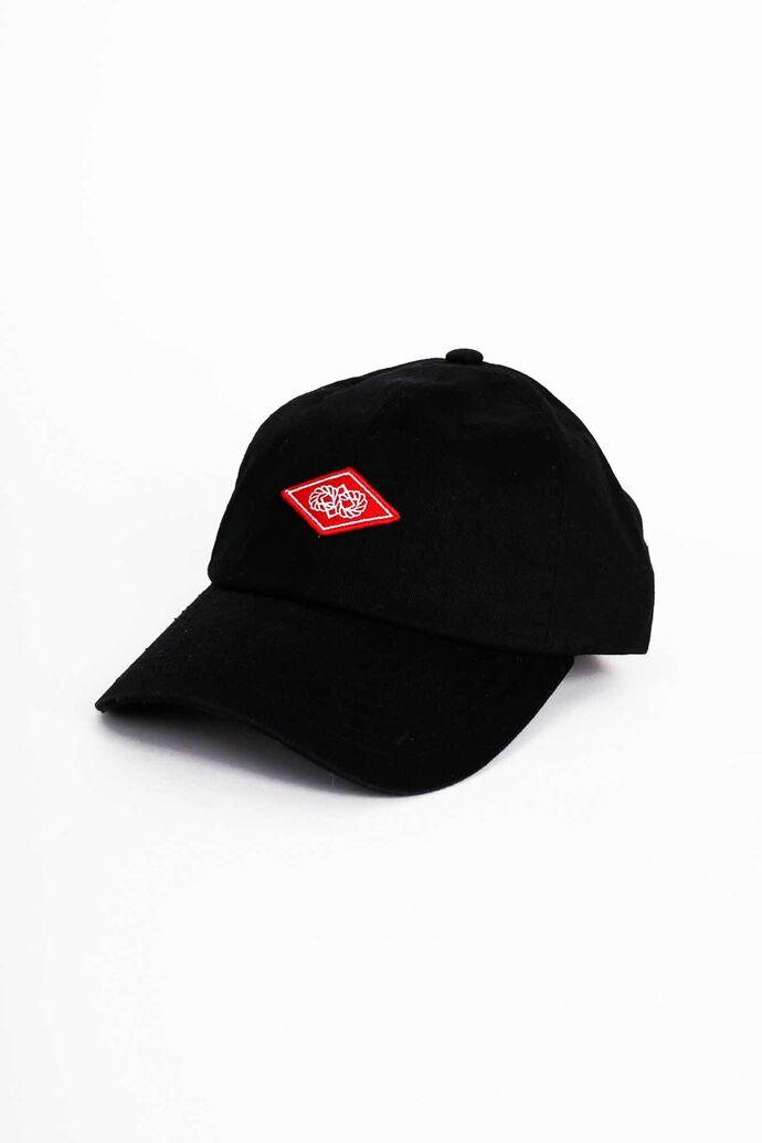 Pike cap 616, BLACK