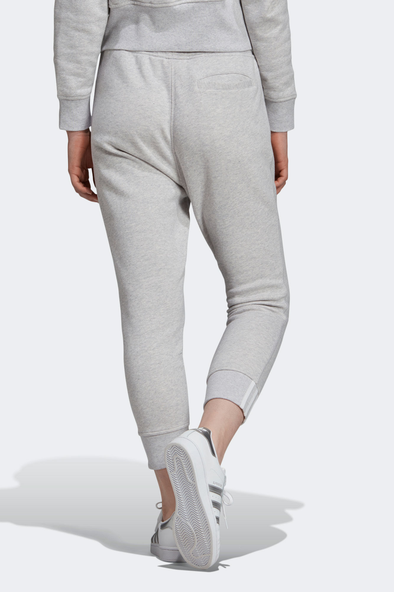 Pant ED5852, LIGHT GREY HEATHER