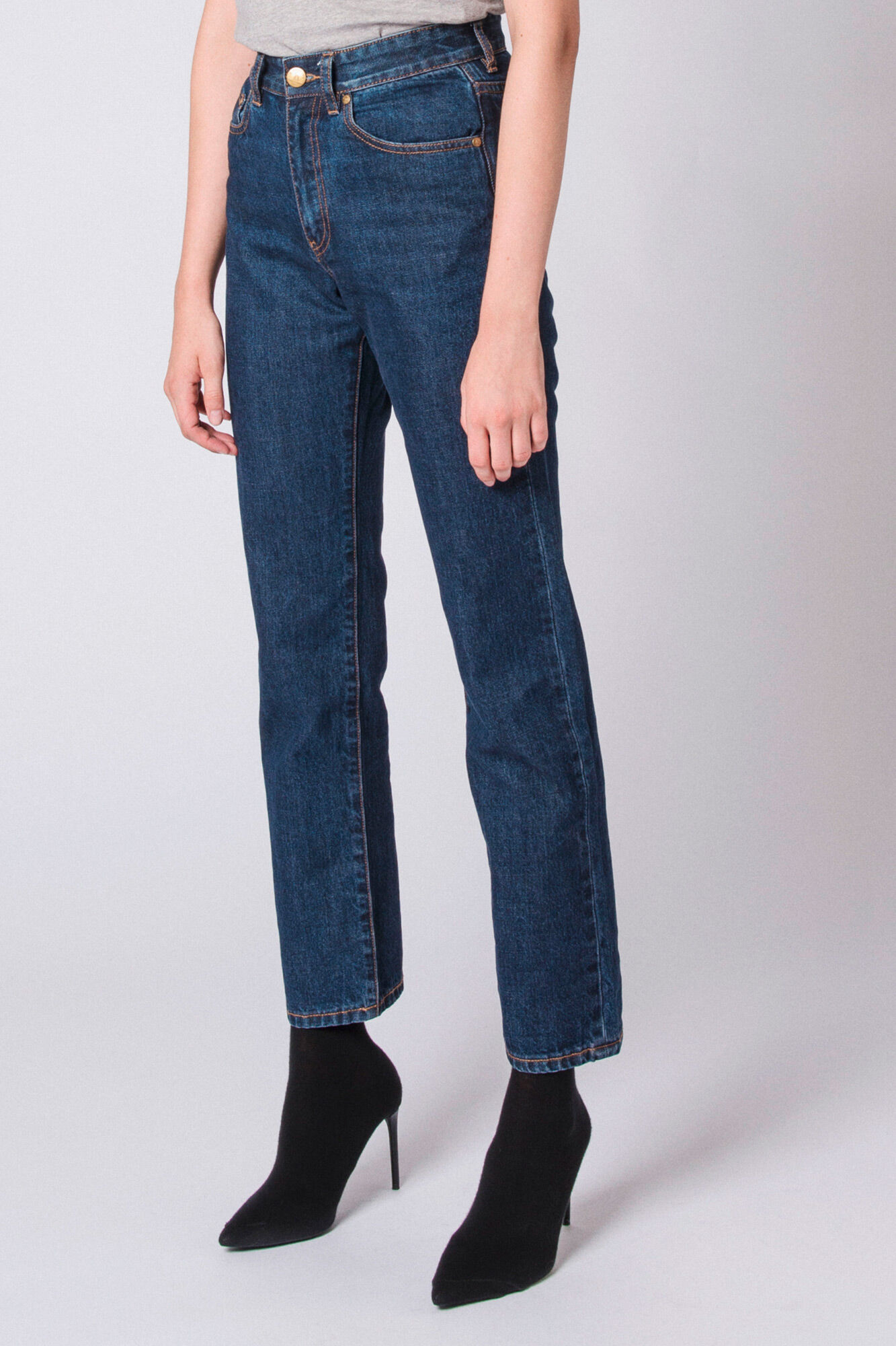 Boyfriend Jeans F-90058-11