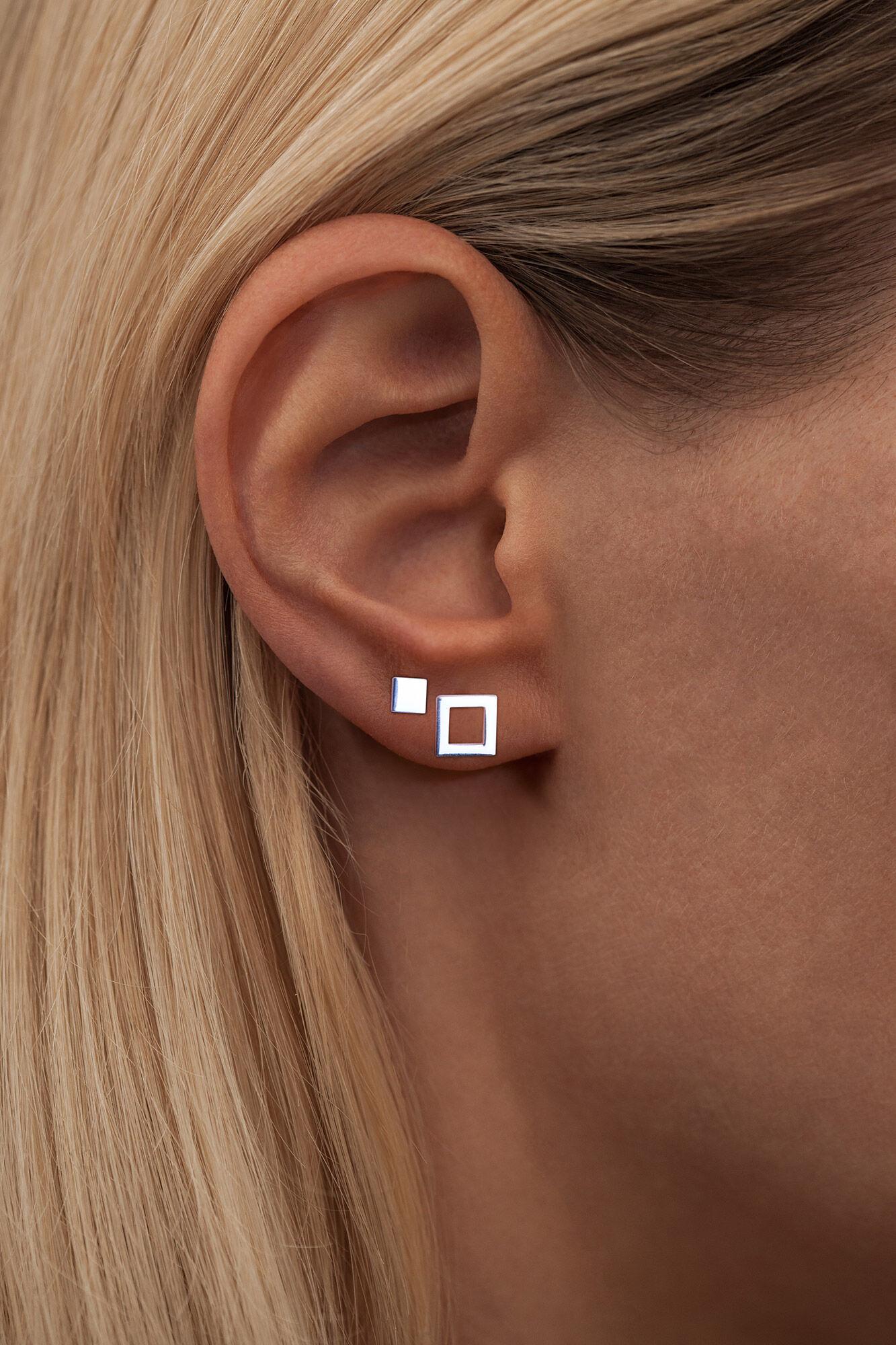 Family Ear Studs LULUE143