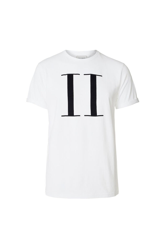 Encore T-shirt LDM101006, WHITE/BLACK
