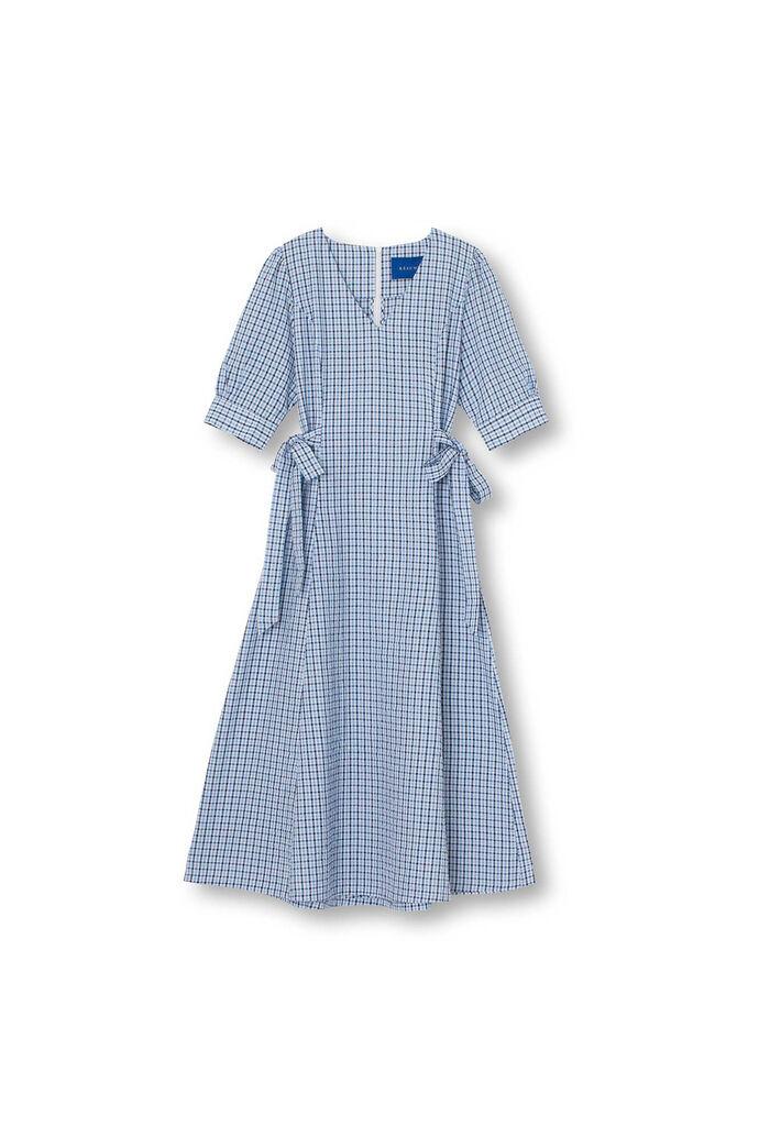 Taja dress 06540391, DUSTY BLUE