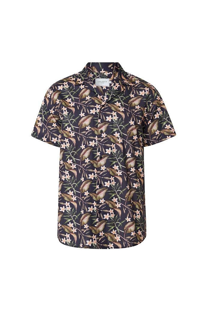 Latif flower ss shirt LDM40101