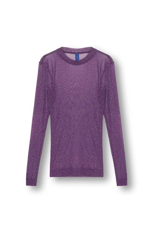 Bella blouse 01530041, PURPLE
