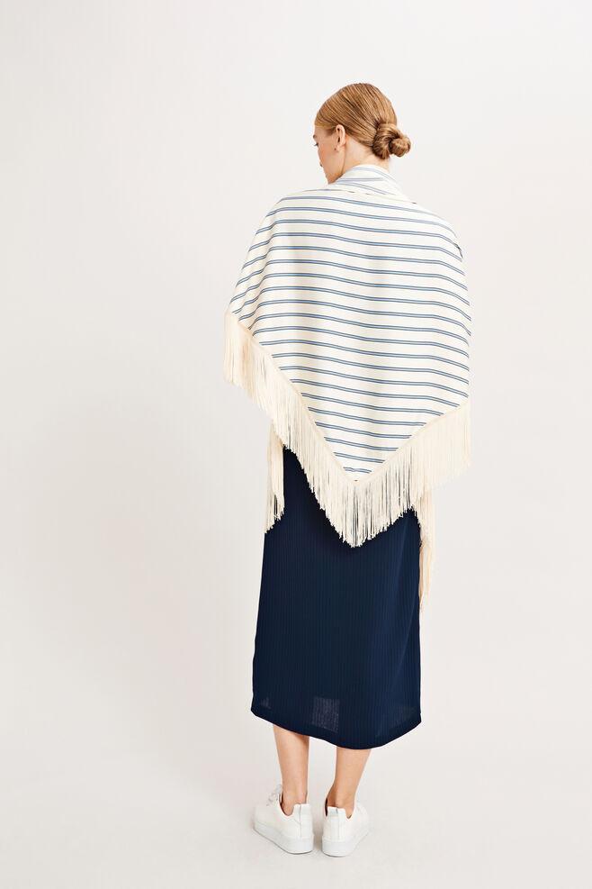 Mago scarf 9710, WHITECAP ST