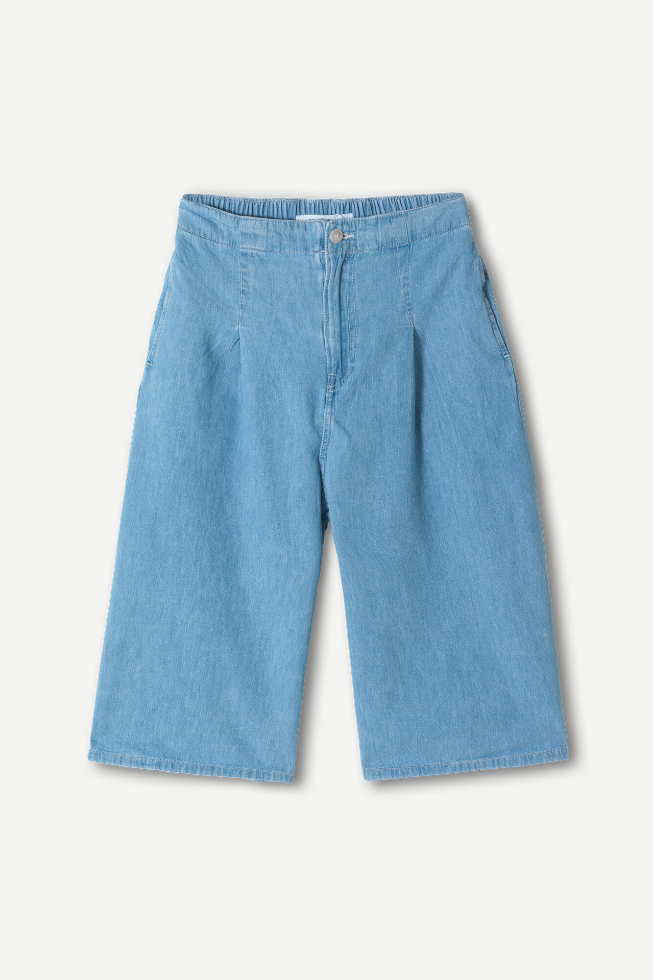 Leila shorts 13165, PALE BLUE