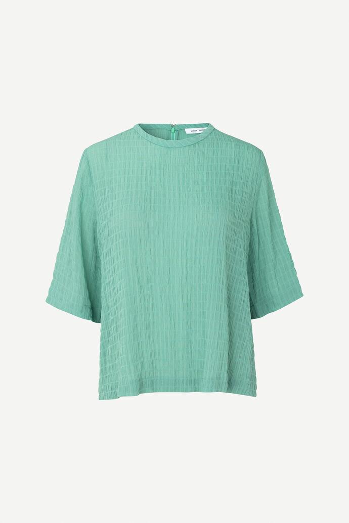 Isabel blouse ss 11156, CREME DE MENTHE