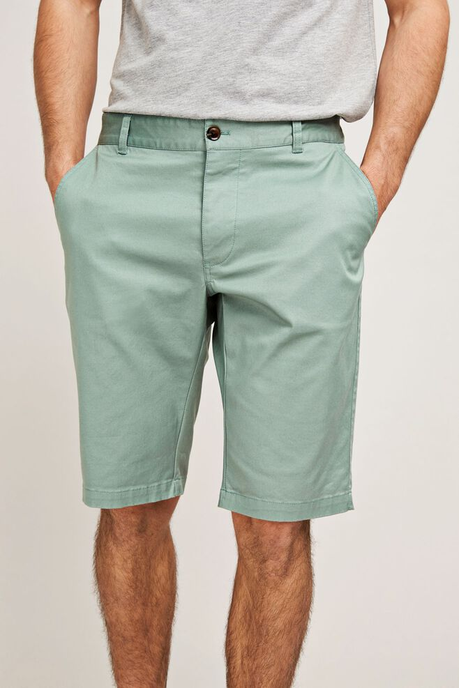 Balder shorts 7321, CHINOIS GREEN