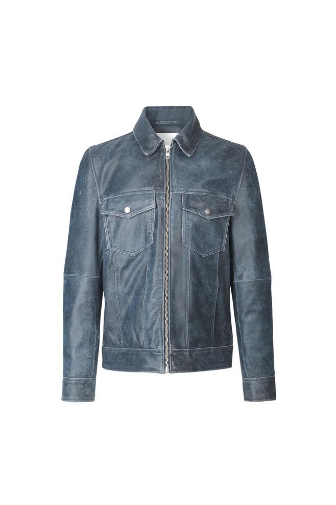 Parni jacket 9821, DARK SAPPHIRE