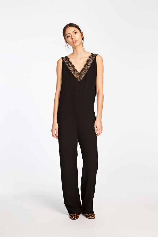 Bea jumpsuit 9309, BLACK