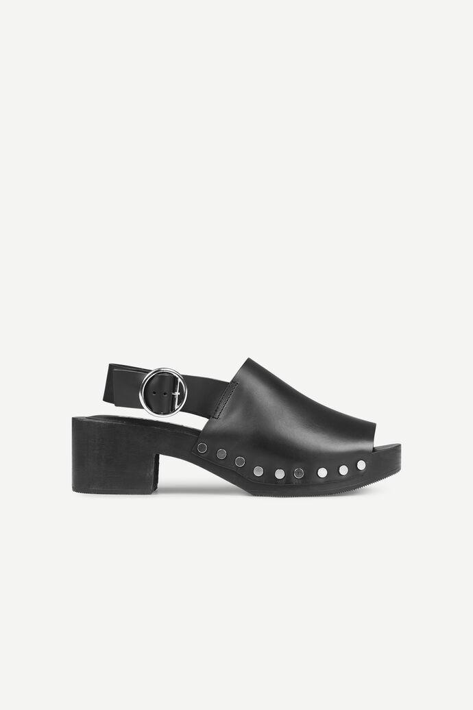 Cluetta sandal 11519, BLACK