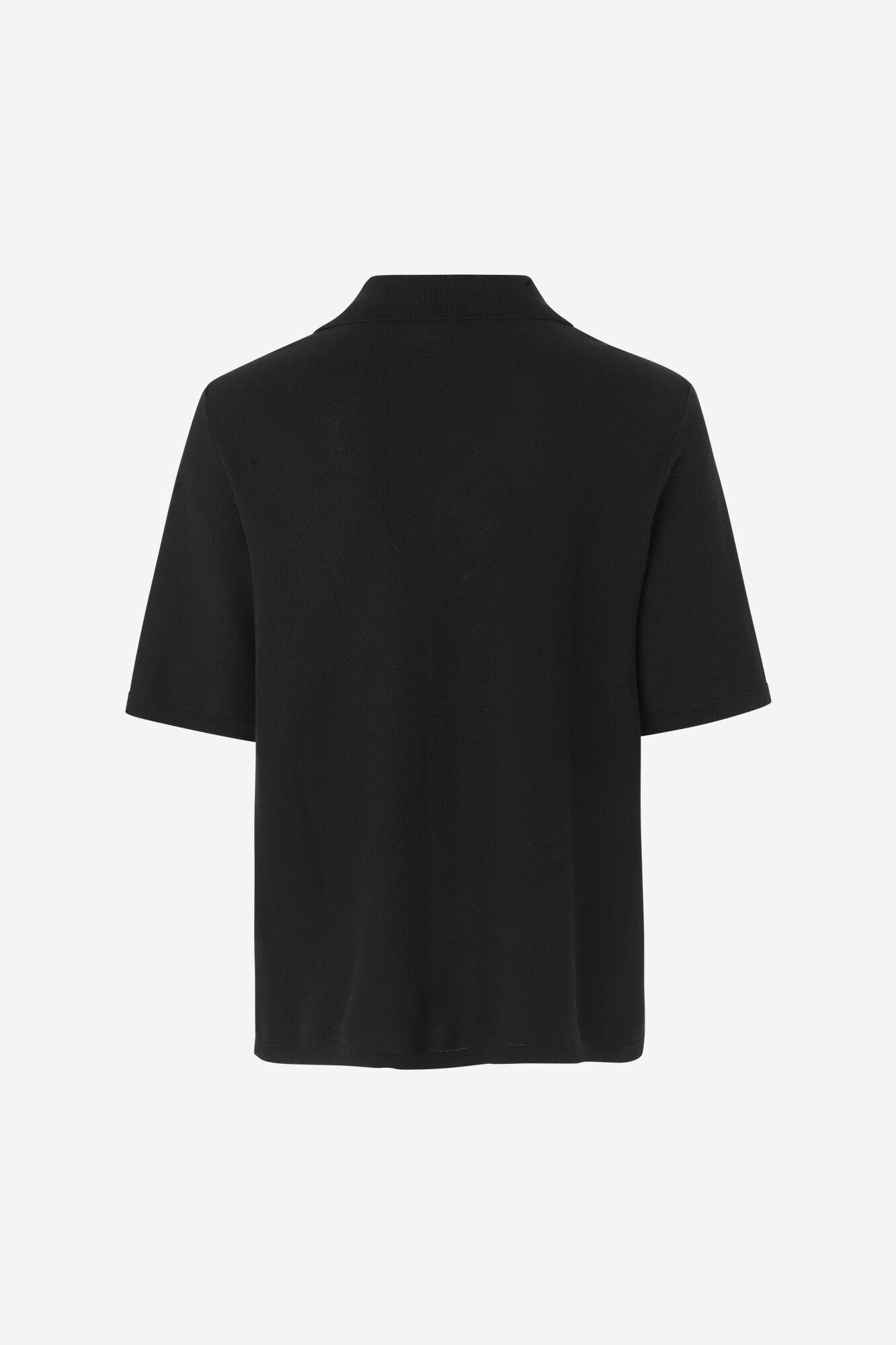 Risby shirt 11564, BLACK