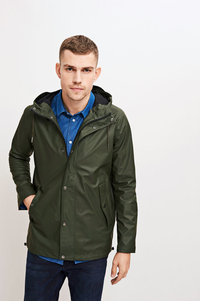 Drop jacket 7357, ROSIN
