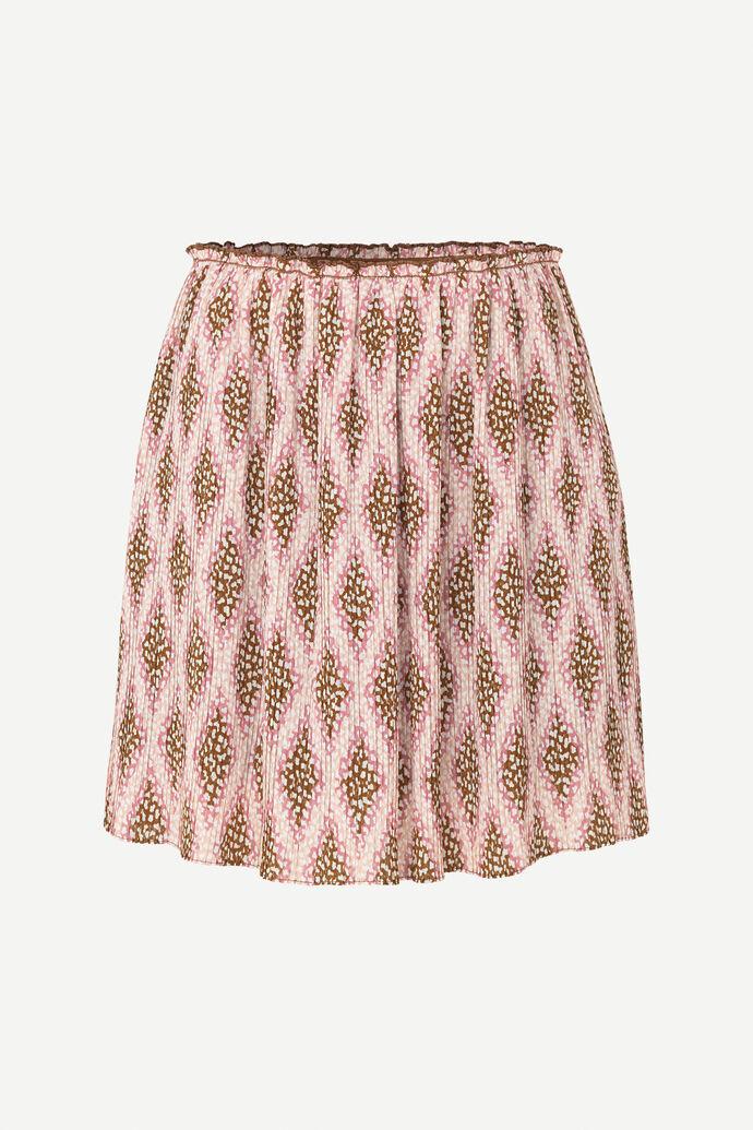 Lia short skirt aop 6621, FOULARD