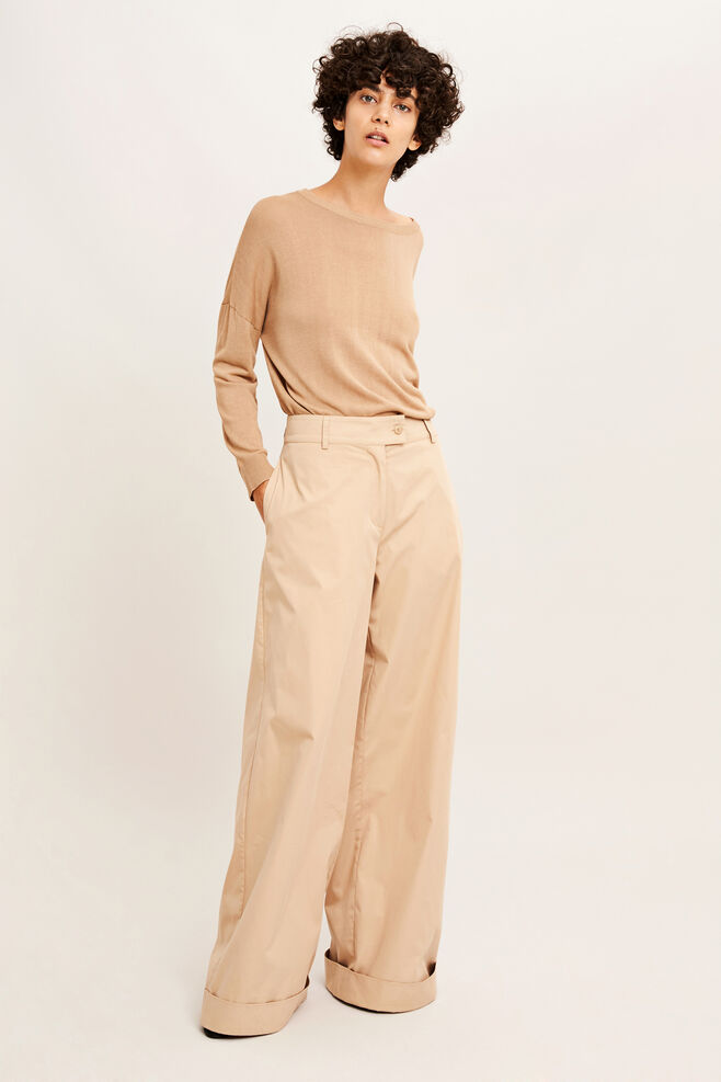 Cedar pants 8331, LIGHT KHAKI
