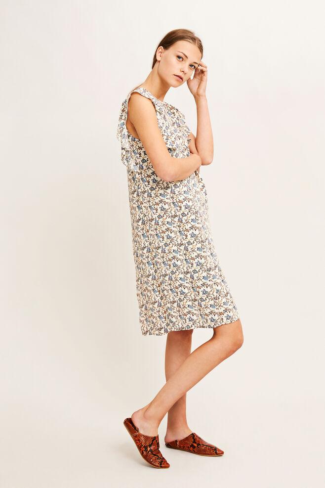 Mentha s dress aop 6616, BLOSSOM