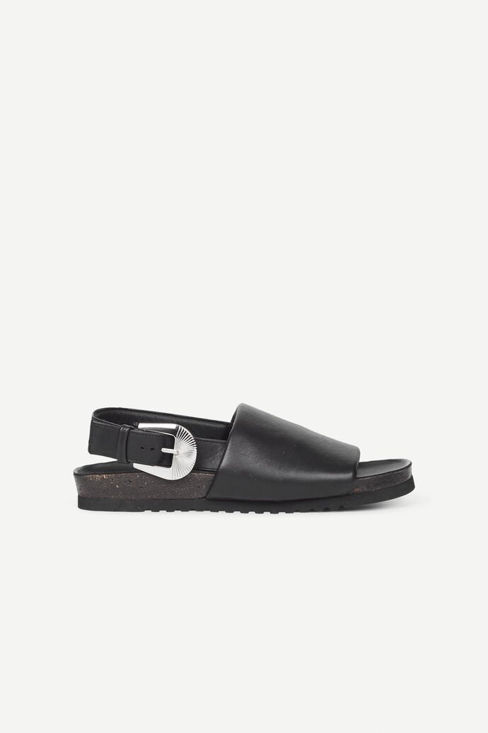 Pista sandal 11399, BLACK