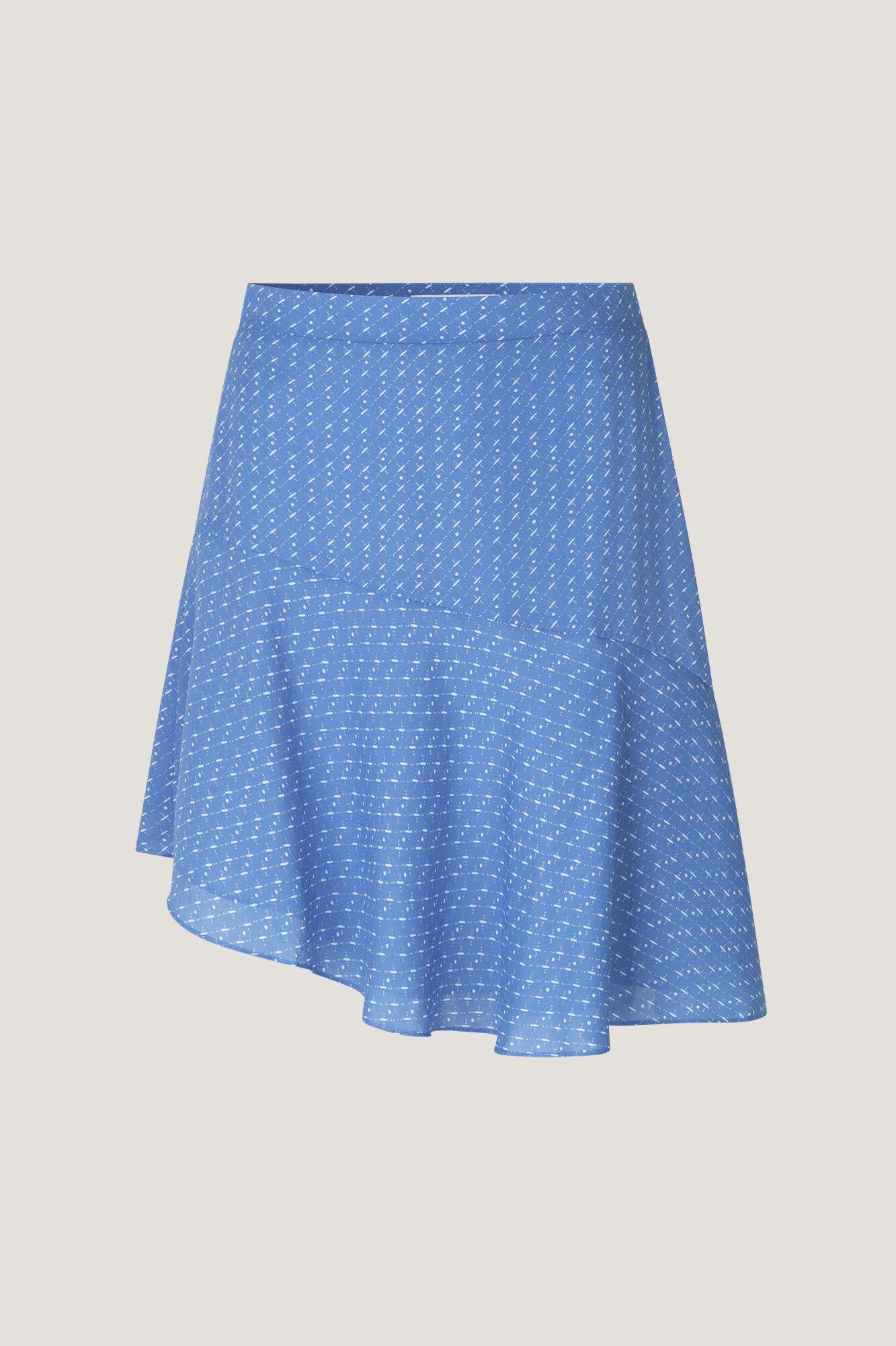 Lantana short skirt aop 6891