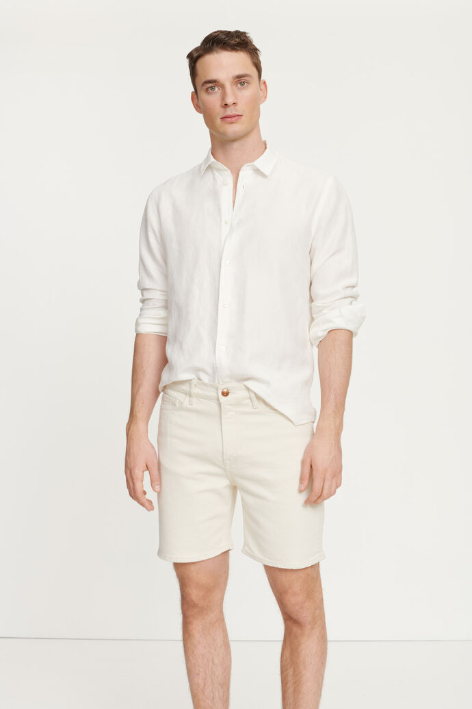 Liam NX shirt 11526, CLEAR CREAM