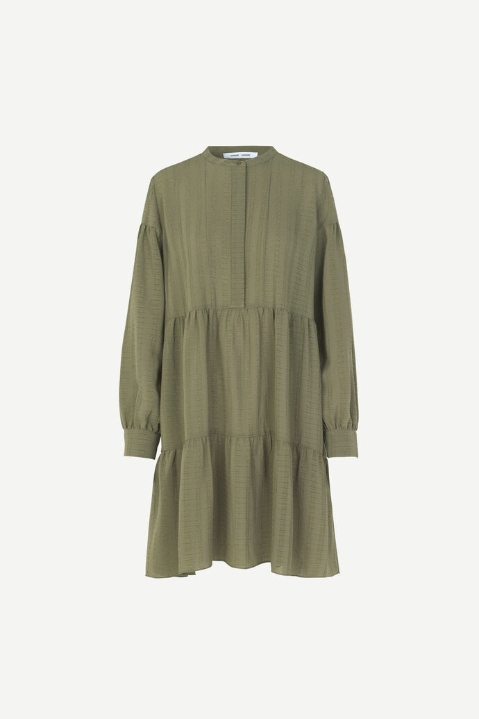 Margo shirt dress 12697, AIR KHAKI