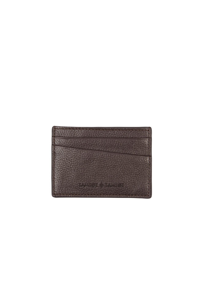 Merlin cardholder 3338, DARK BROWN